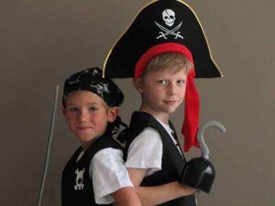 verkleedkoffer piraten