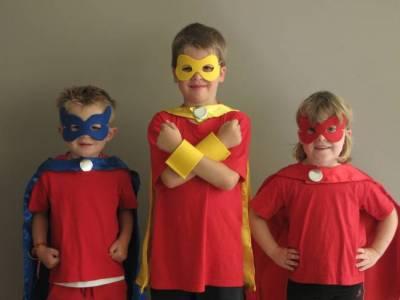 verkleedkoffer superhelden